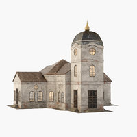 old church khirkha smooth model
