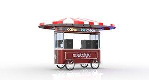 ice cream model
