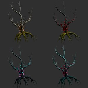 12 trees 4 options model