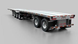 3D lode king trailer