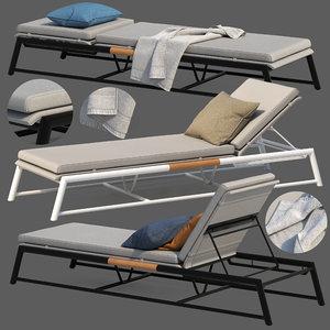 3D sunbed