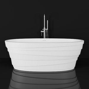 3D bath polini lusso