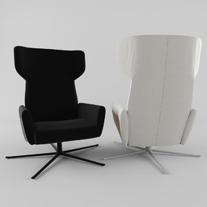 3D lucca chair boconcept