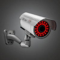 Security Camera (BHE) - PBR Game Ready