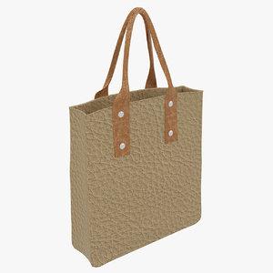 3d bag handbag