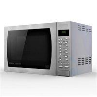 3D microwave oven decoration model