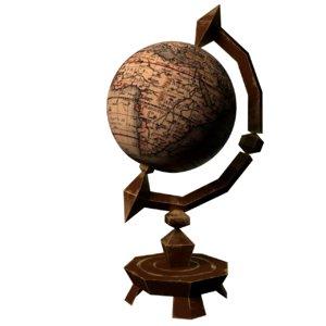 globe games modeled model