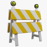 barriers 07 model