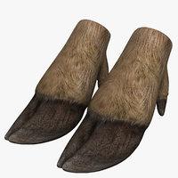 Moose Hoof
