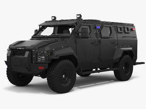 3D swat truck pit-bull vx