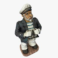 STATUE OF A SAILOR