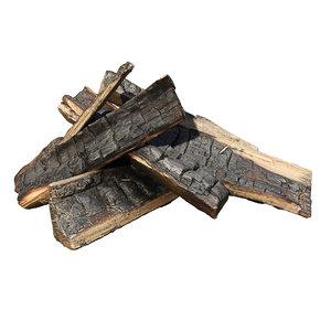 firewood scan 3D model