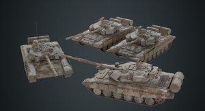 tank 1c 3D model