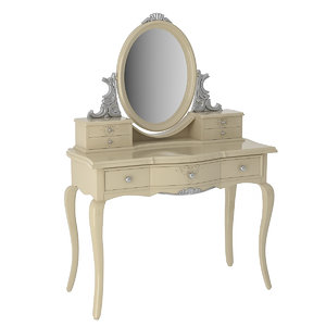 dressing table model