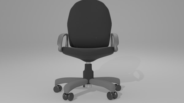 adjustable chair 3D