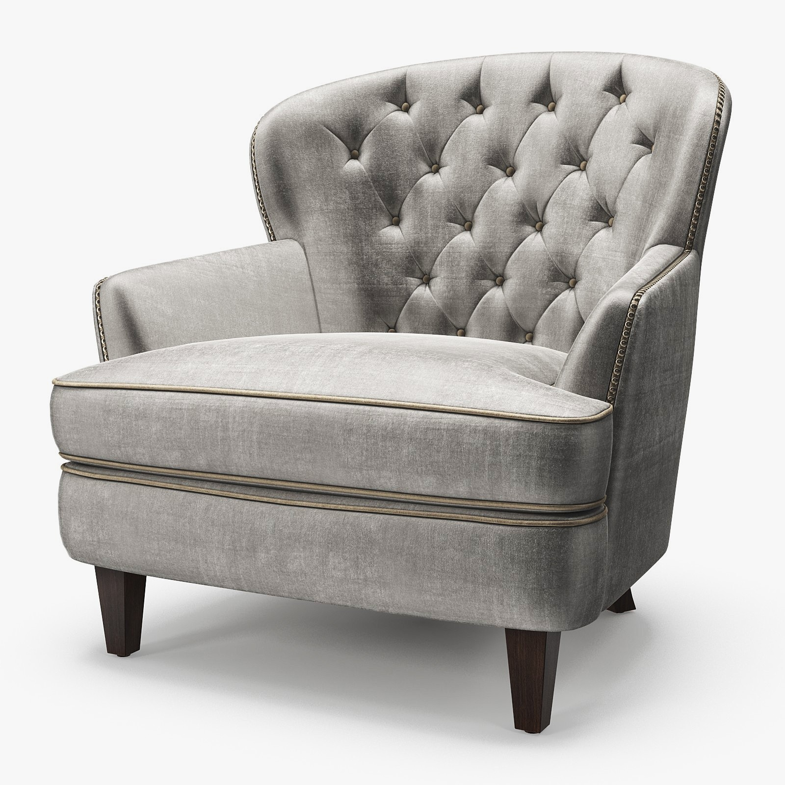 Blanc divoire - Paula armchair