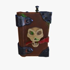 stylized tome model