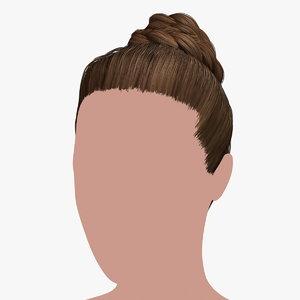 hairstyle 36 hair 3D