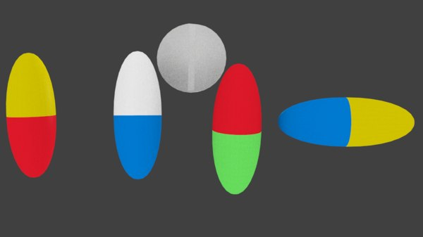 pills model