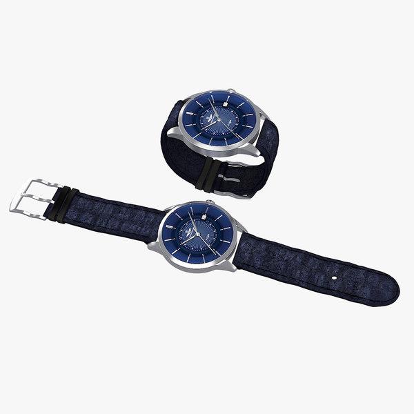 watch clock model