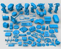 kit bashes - 61 model