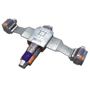 scout ship model