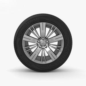 nissan rim wheel model