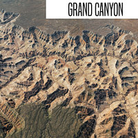 grand canyon model