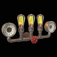 Industrial Pipe Wall Sconce