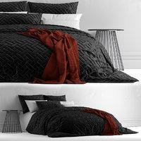 3D bed pillow