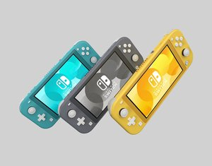 3D model switch lite