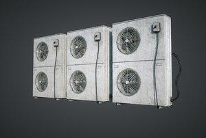 external vents model