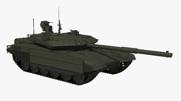t-90 ms green clean 3D