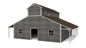 western stables 3D