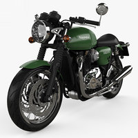 triumph thruxton 1200 model