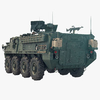 m1127 vehicle 3D