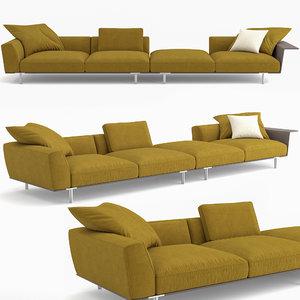 gregor sofa 3D