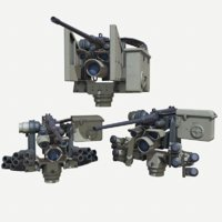 3D m153 crows ii mixed