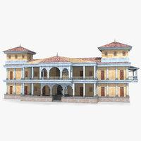 ready arab house model