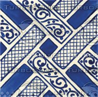 Ceramic Tile (Turkish Traditional)