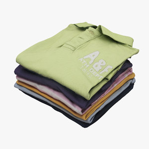 3D polo t shirt