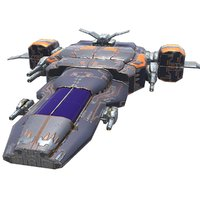 3D heavy fighter
