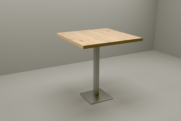 table furniture interior 3D model