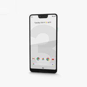3D google pixel 3 model