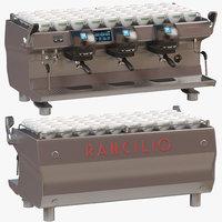 3D rancilio specialty model
