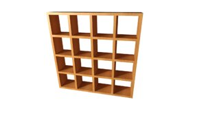 shelving estanteria model