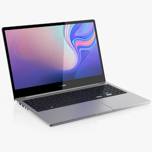3D samsung notebook 7 2019 model