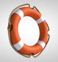 life buoy lifebuoy 3D