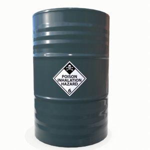 3D poison barrel 07 model