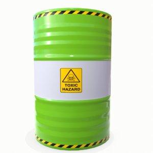 3D toxic barrel 08